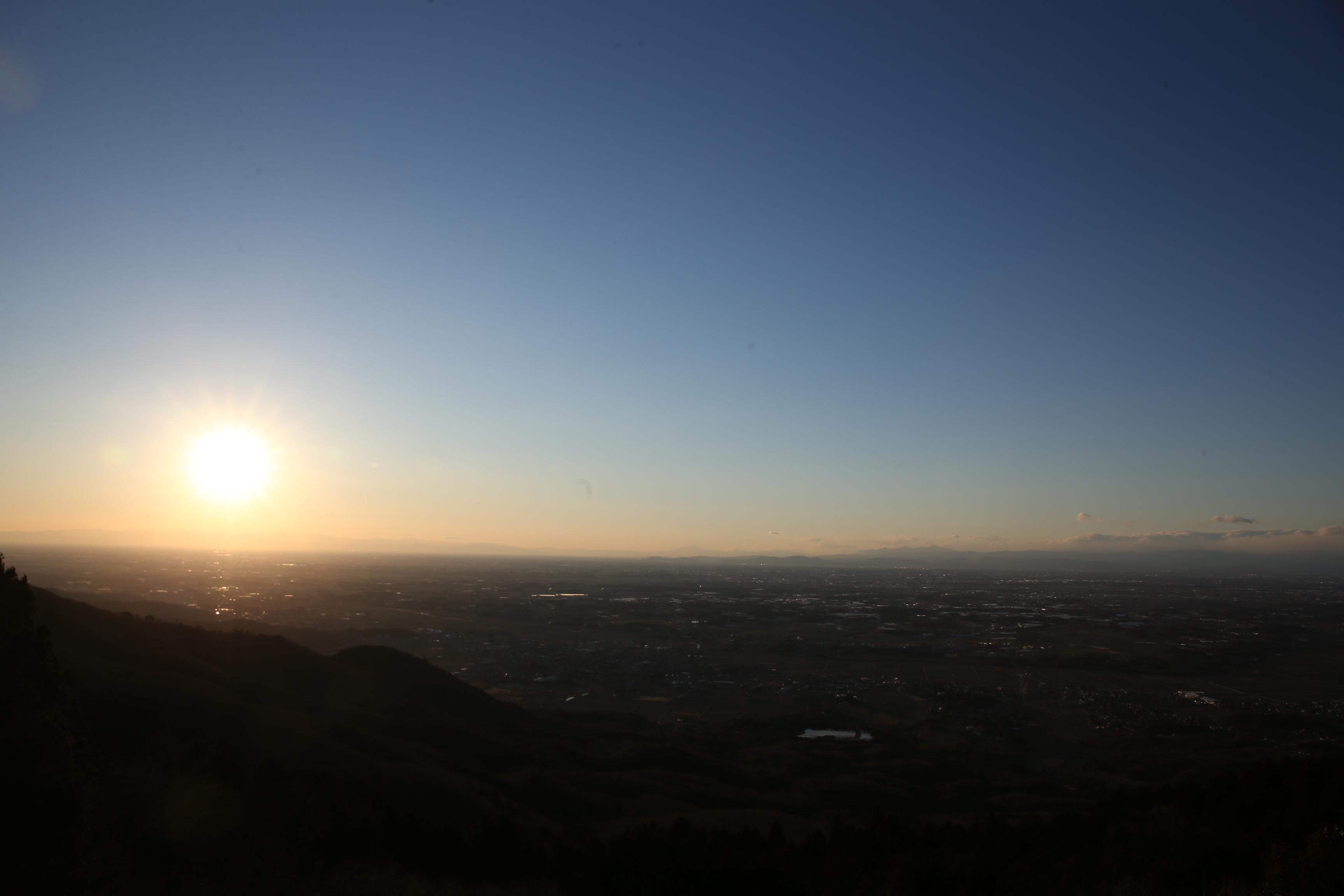 きのこ山・足尾山